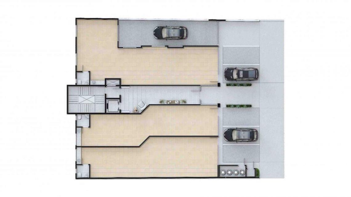 Edifício Residencial e Comercial  LM  Ituporanga 05
